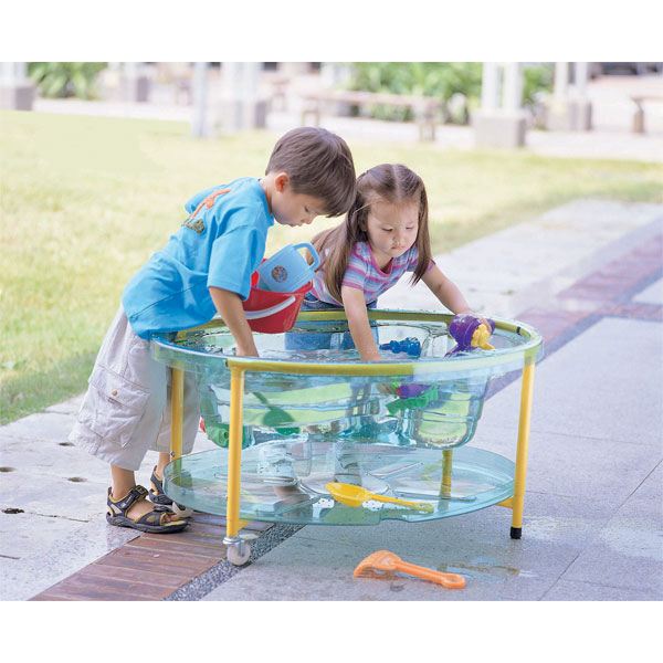 Sand And Water Table, Clear