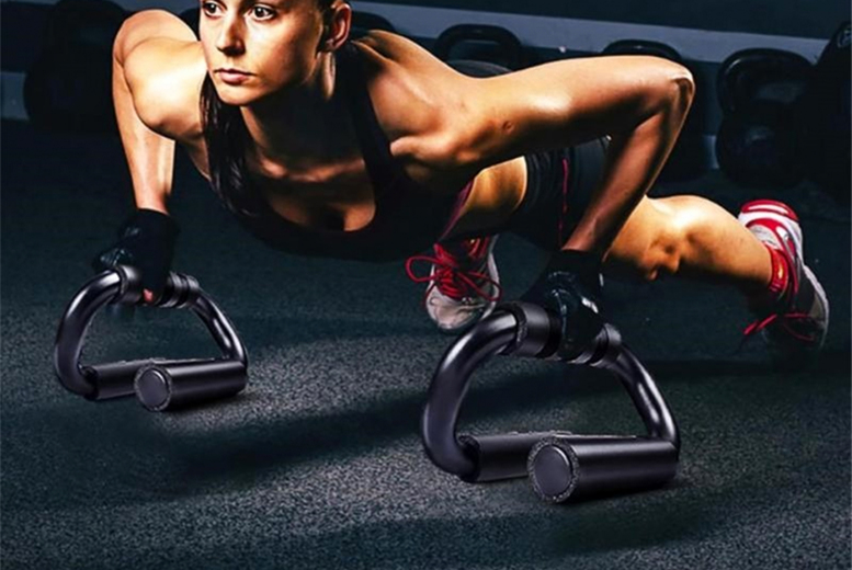 £14.99 (from CN Direct Biz) for a pair of push-up bars